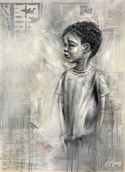 Craig-Everett-Lost-Soul-Original-Painting