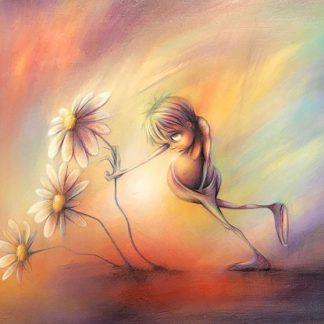 Craig-Everett-Pushing-Daisies-Original-Painting