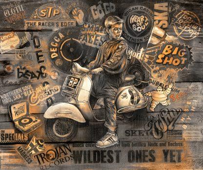 Craig-Everett-Scooterboy-Print