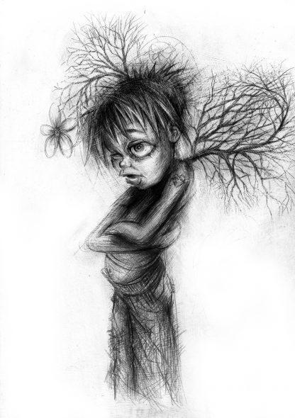 Craig-Everett-Tree-Fairy-Original-Sketch