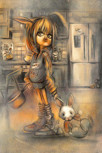 Bunny-Boiler-Print-Artist-Craig-Everett