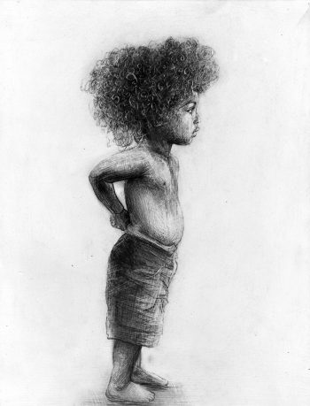 Craig-Everett-Count-on-Me-Original-Sketch