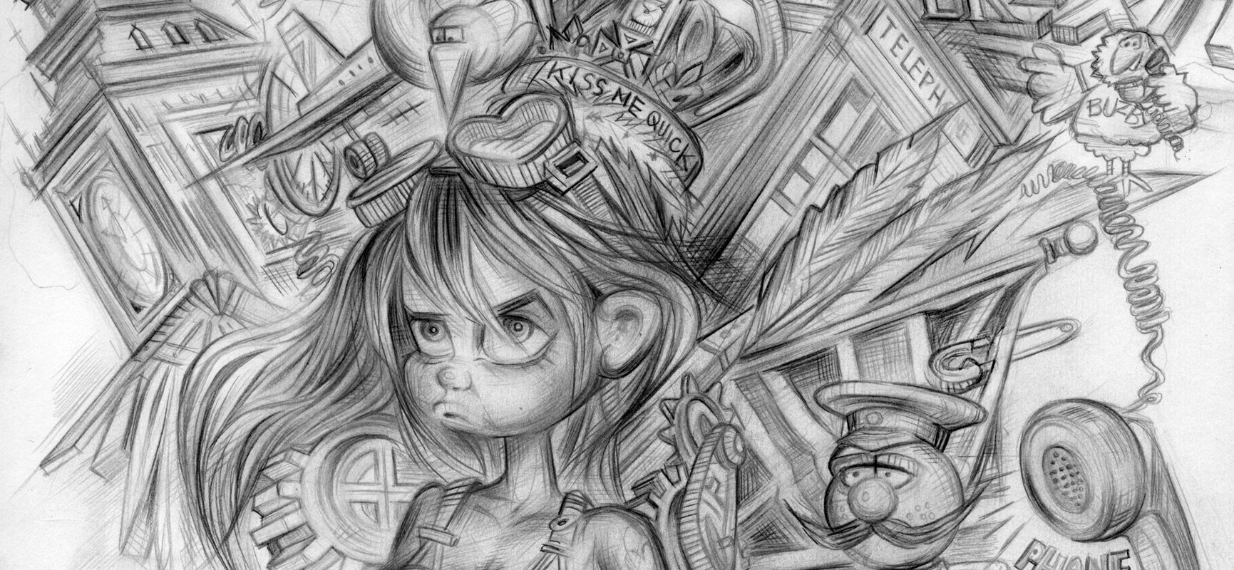 Craig-Everett-artists-original-sketches